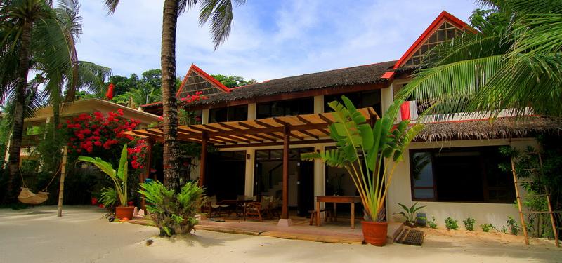 Villa Kaloo Beach House
